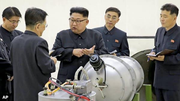米軍高官、北朝鮮の非核化「可能性低い」