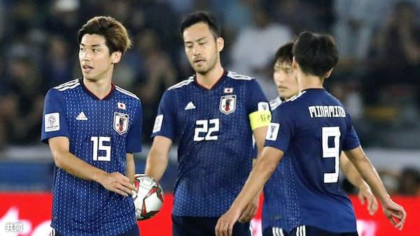 ハーフタイムにも成長 サッカー日本の高き修正力