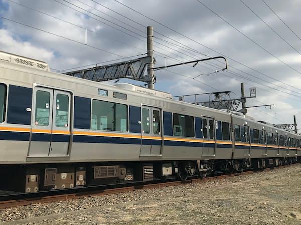 JR神戸線などを走る車両を利用する