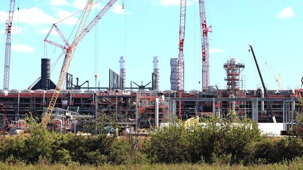 千代田化工、再建策混迷 LNG技術巡り中韓勢も関心