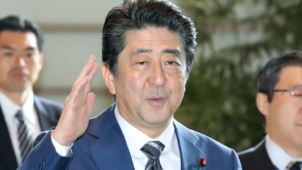 「トランプ氏、ノーベル賞候補に」 首相が推薦状