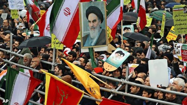 イラン革命40年、米国が敵であらねばならない理由