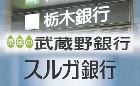 2018年4~12月期決算はスルガ、武蔵野、栃木の3行が最終赤字に転落した