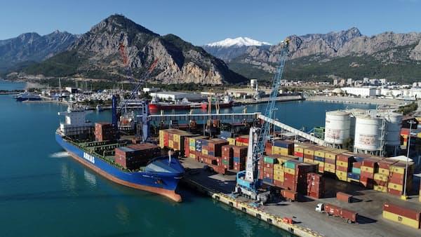 トルコ経常赤字が縮小 18年、景気減速で輸入減
