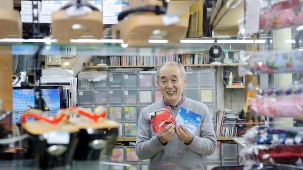 げたとジャズあります 澤野工房代表、澤野由明さん