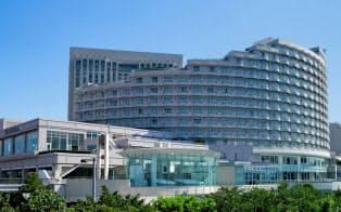 ジャパン・ホテル・リート投資法人は増資の調達資金で「ヒルトン東京お台場」(東京都港区)を取得する
