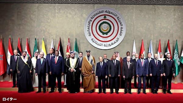 中東、深まる混迷 40年の矛盾の連鎖