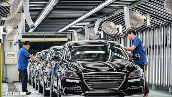 韓国企業、中国減速で打撃