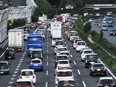10連休、高速渋滞は分散傾向 4月27~29日に注意