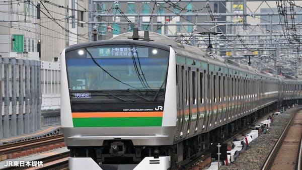 JR東 都心と羽田空港結ぶ新線、29年度にも開業