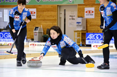 選手権 カーリング 日本 カーリング日本選手権