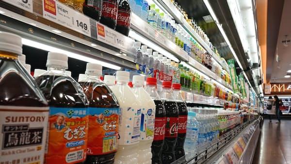 コカ・コーラ、消耗戦に幕 大型ペット27年ぶり値上げ