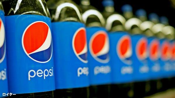米ペプシコ、事業再編に2750億円 複数の工場閉鎖