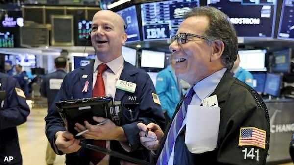 米中交渉の進展期待と政治分断に揺れる市場(NY特急便)