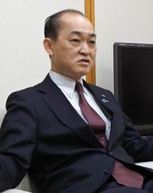 UAゼンセン会長 松浦昭彦氏