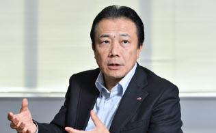 藤江太郎 味の素常務執行役員