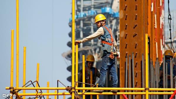 中国企業、ドル調達に苦戦 社債金利1年で2%上昇