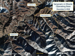 CSISが公表した北朝鮮の秘密ミサイル基地