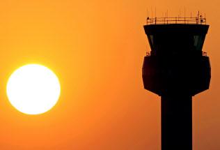 Flybmiが拠点とする英中部イースト・ミッドランズ空港=ロイター