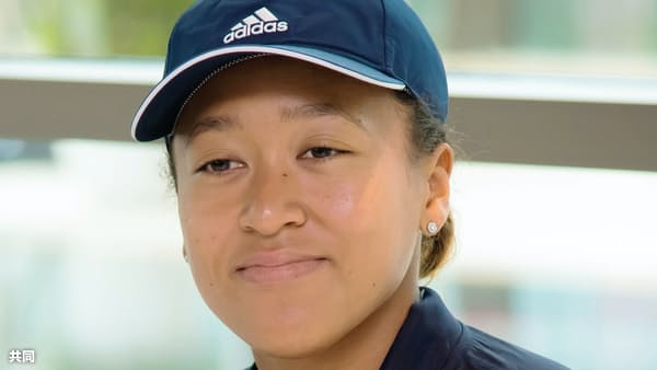 大坂、コーチ解消に「成功より幸福感」 ドバイ選手権で会見