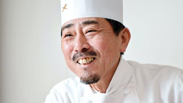人喜ばせてこそ料理 料理人 林裕人さん(もっと関西)