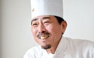 はやし・ひろひと 1954年大阪市生まれ。辻学園日本調理師学校で料理を広く学ぶ。71年以降、料理の技術・知識研さんのため欧州諸国を訪問。同校の製菓・製パン教授を務めた。講演や講習会のほかメディアを通じて食に関する啓発活動を続けている。