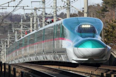 3月15日に駅弁や軽食などの車内販売を終了するJR東日本の北海道・東北新幹線