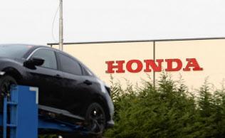 ホンダの英工場閉鎖の一報で、英国内に衝撃が走った=AP