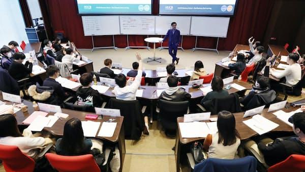 MBA式でぐんと成長 名古屋商科大