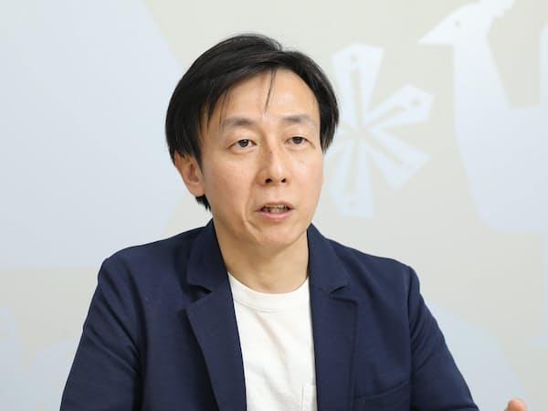 青野慶久 サイボウズ社長