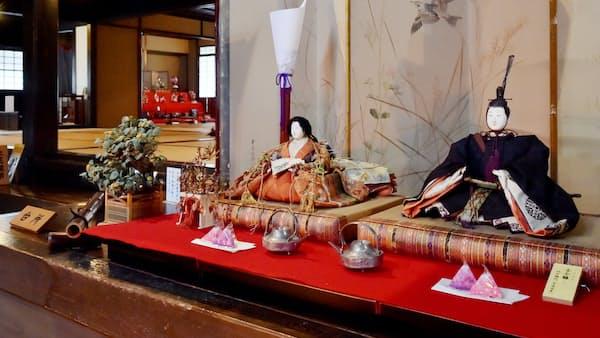 人形語る 近江商人の絆 商家の雛祭り(もっと関西)