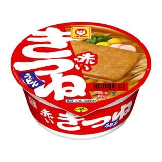 「赤いきつねうどん」などマルちゃんブランドの即席麺を値上げする