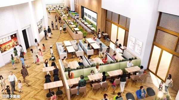 ららぽーと柏の葉、3月20日から改装開業 14の新店