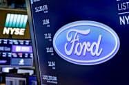フォードの南米事業は赤字が続いている=AP