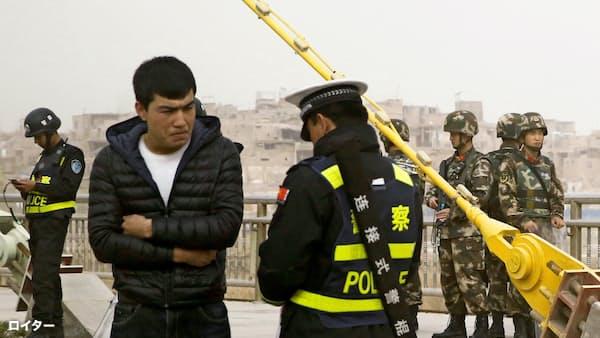 中国、新疆で260万人の位置情報を監視