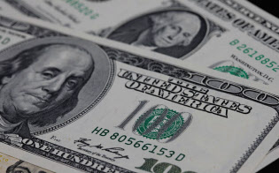 米ドル紙幣。