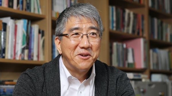「会社組織も変革を」一橋大・小野浩教授