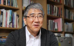 小野浩・一橋大学教授