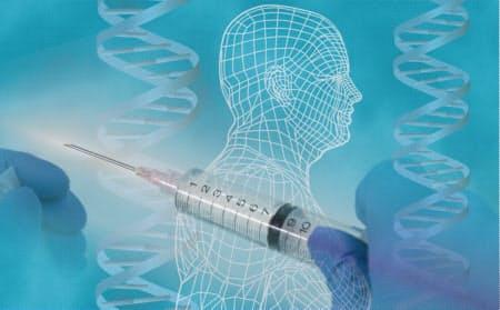 遺伝子治療薬は、治療が難しかった病気を治す「究極の医療」と期待されている