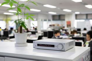 USENはオフィス向けにBGMサービスを提供している