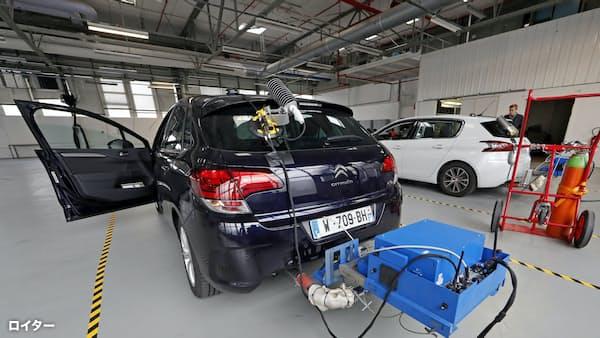 欧州、規制強化でディーゼル車販売に打撃も