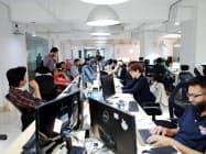 モンスター・ラボはバングラデシュにも開発拠点を持つ