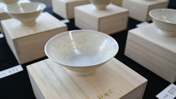 瀬戸屋、日本酒用の杯で新ブランド「彩地器」立ち上げ