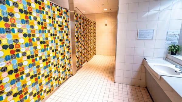 首都圏で広がる「きれいな公衆トイレ」 IoT活用も