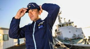 名古屋海上保安部・警備救難課の寺門嘉之課長