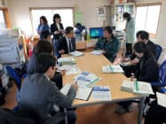 関東経産局と関東農政局はすでに一部の事業者に共同訪問を始めている(昨年12月、長野県内)