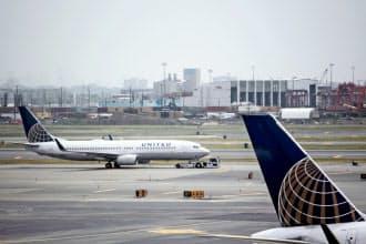 米主要都市から羽田空港への発着枠が増える=ロイター