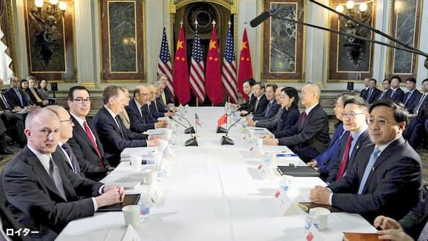 米中、3月下旬の首脳会談開催を検討 米報道