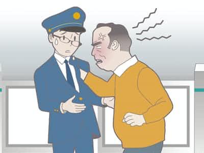 悪質クレーム 対策急ぐ企業 従業員守り休退職防ぐ