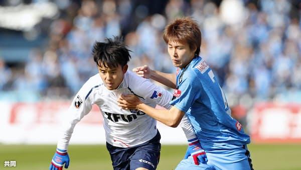 FC東京・久保、隙間するする王者脅かす Jリーグ